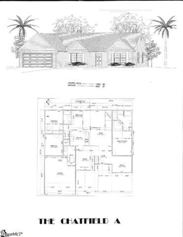 214 Thomas Welborn Road Lot 24, Anderson, SC 29625 (#1377728) :: Hamilton & Co. of Keller Williams Greenville Upstate