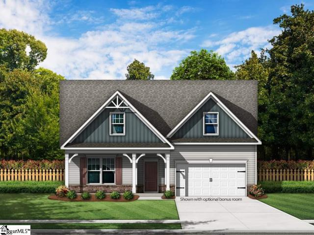 2 Fowler Oaks Lane Lot 46, Simpsonville, SC 29681 (#1377771) :: Hamilton & Co. of Keller Williams Greenville Upstate