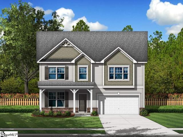 270 Braselton Street Lot 5, Greer, SC 29651 (#1377772) :: Hamilton & Co. of Keller Williams Greenville Upstate