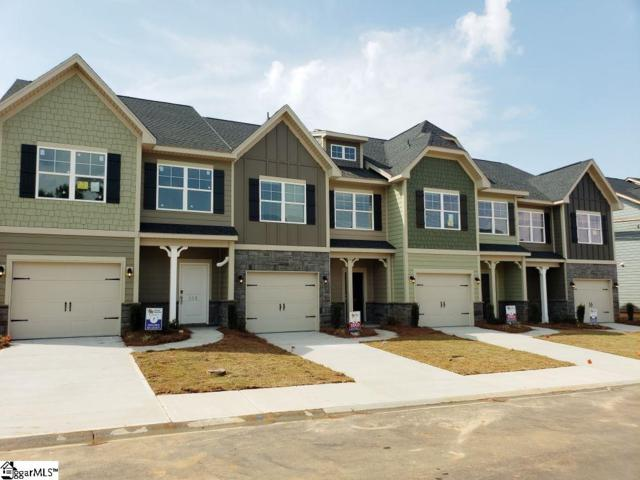 113 Hartland Place #007, Simpsonville, SC 29680 (#1377774) :: RE/MAX RESULTS