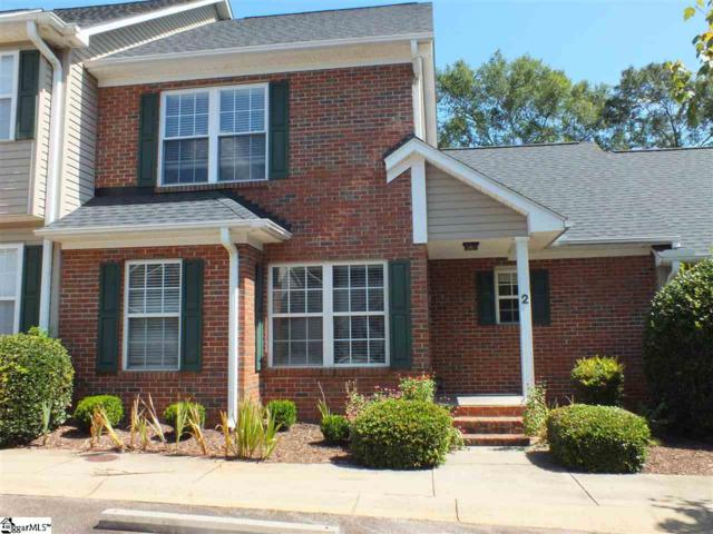 419 E Butler Road Unit #2, Greenville, SC 29662 (#1377806) :: The Toates Team