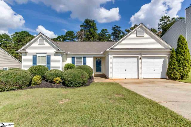 107 Valhalla Lane, Simpsonville, SC 29681 (#1377898) :: Connie Rice and Partners