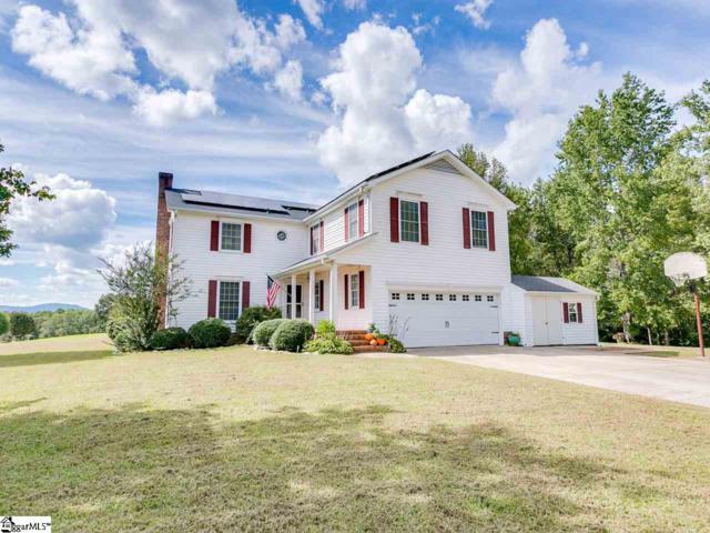 202 Mountain Crest Drive, Taylors, SC 29687 (#1377903) :: Hamilton & Co. of Keller Williams Greenville Upstate