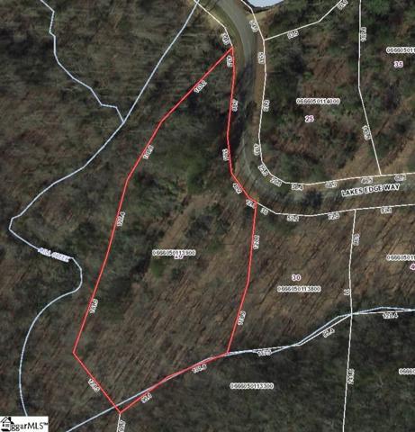 20 Lakes Edge Way, Marietta, SC 29661 (#1377970) :: Hamilton & Co. of Keller Williams Greenville Upstate