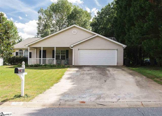 423 Maplewood Circle, Greer, SC 29651 (#1378062) :: Hamilton & Co. of Keller Williams Greenville Upstate