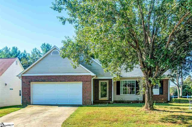 2 Old Field Drive, Simpsonville, SC 29680 (#1378124) :: Hamilton & Co. of Keller Williams Greenville Upstate