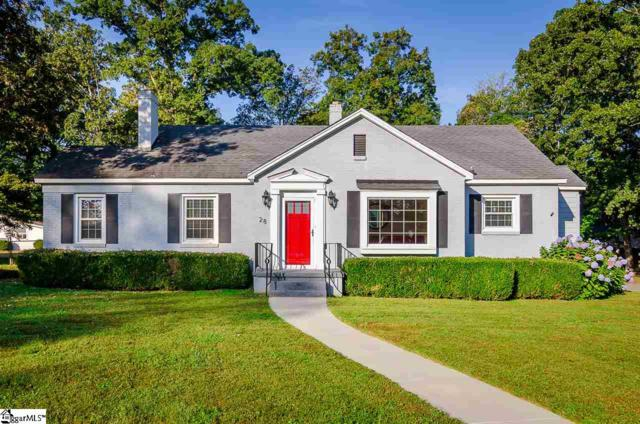 28 Claremore Avenue, Greenville, SC 29607 (#1378169) :: The Toates Team