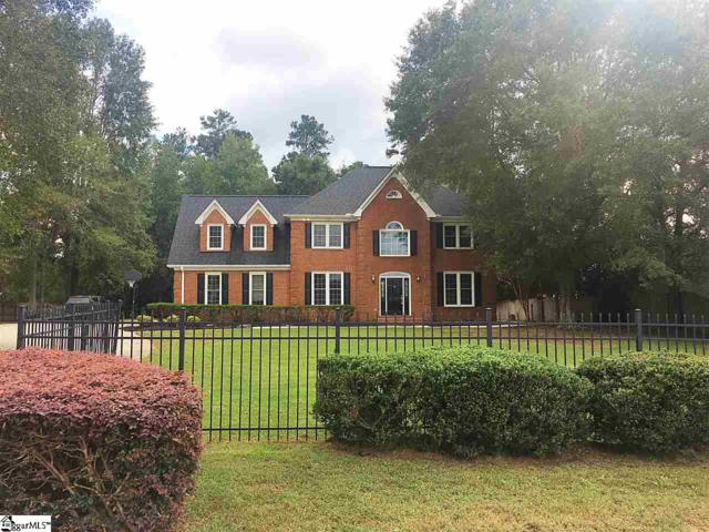 1720 Scuffletown Road, Fountain Inn, SC 29644 (#1378277) :: Hamilton & Co. of Keller Williams Greenville Upstate