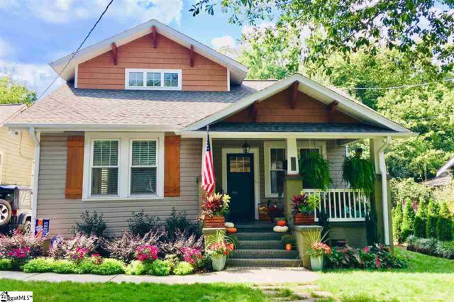 207 Robinson Street, Greenville, SC 29609 (#1378281) :: Hamilton & Co. of Keller Williams Greenville Upstate