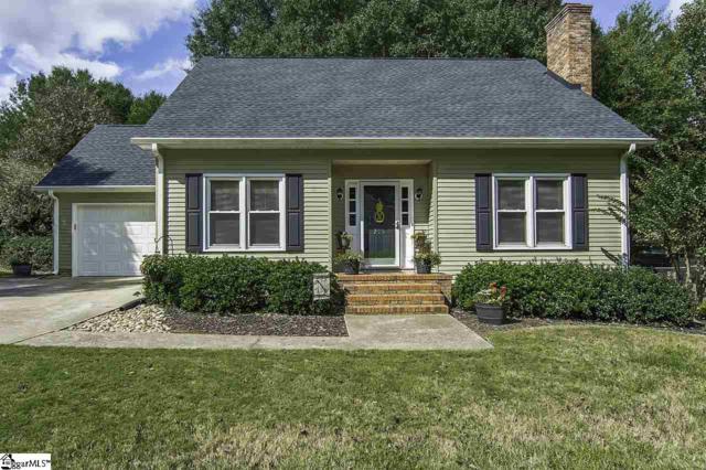 209 Manassas Drive, Simpsonville, SC 29681 (#1378291) :: Hamilton & Co. of Keller Williams Greenville Upstate