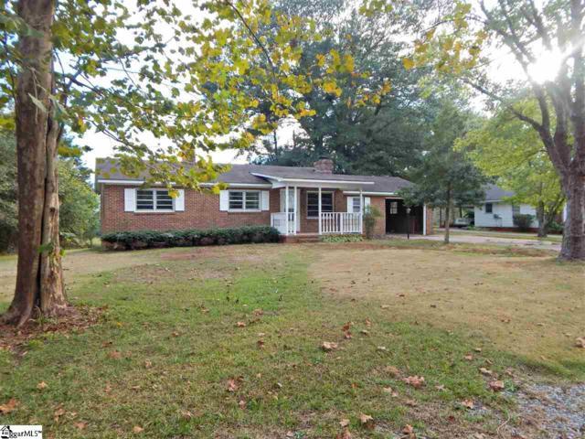 207 Old Jones Road, Greer, SC 29651 (#1378353) :: Hamilton & Co. of Keller Williams Greenville Upstate