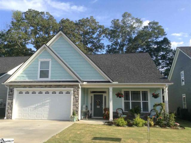 107 Red Rock Lane, Taylors, SC 29687 (#1378356) :: Coldwell Banker Caine