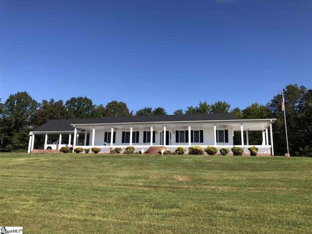 437 Mcconnell Road, Marietta, SC 29661 (#1378358) :: Hamilton & Co. of Keller Williams Greenville Upstate