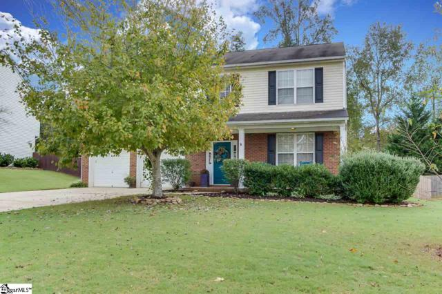 321 Edenberry Way, Easley, SC 29642 (#1378404) :: Hamilton & Co. of Keller Williams Greenville Upstate
