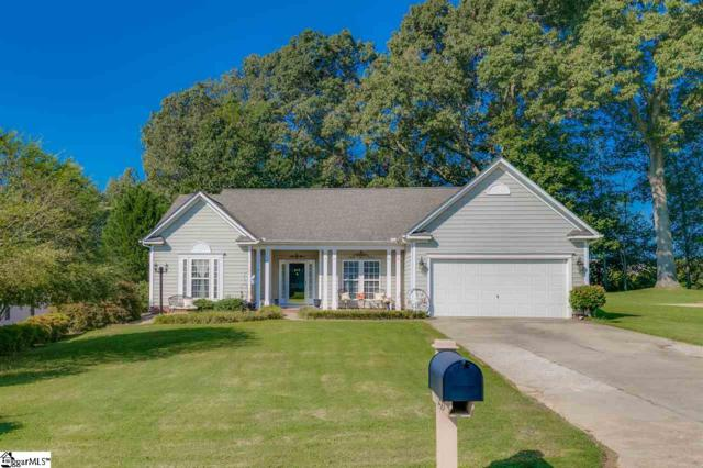 295 Sassafras Drive, Easley, SC 29642 (#1378456) :: Hamilton & Co. of Keller Williams Greenville Upstate