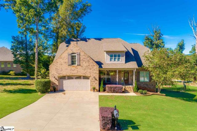25 Double Crest Drive, Taylors, SC 29687 (#1378569) :: Hamilton & Co. of Keller Williams Greenville Upstate