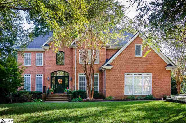 716 Carriage Hill Road, Simpsonville, SC 29681 (#1378570) :: Hamilton & Co. of Keller Williams Greenville Upstate