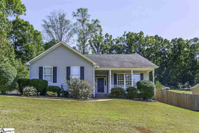 129 Post Oak Road, Duncan, SC 29334 (#1378574) :: The Toates Team