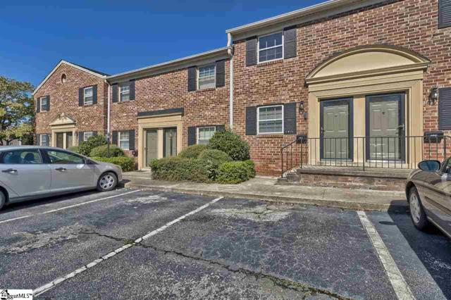2530 E North Street 10 E, Greenville, SC 29615 (#1378610) :: Coldwell Banker Caine