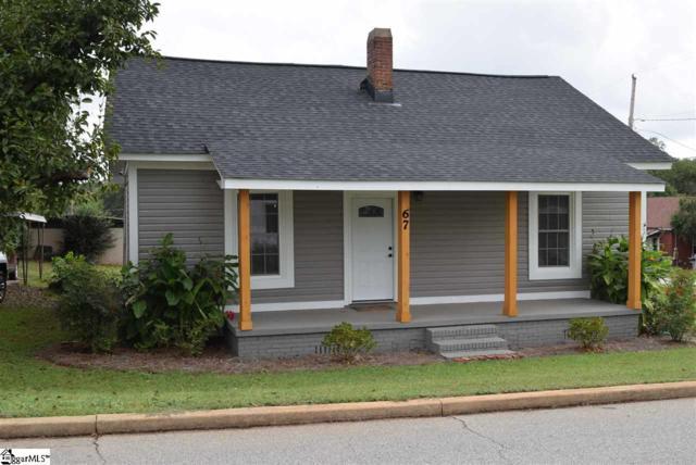 67 Old Woodruff Road, Greer, SC 29651 (#1378635) :: Hamilton & Co. of Keller Williams Greenville Upstate