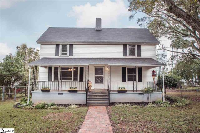 11 Foster Street, Pelzer, SC 29669 (#1378648) :: Hamilton & Co. of Keller Williams Greenville Upstate