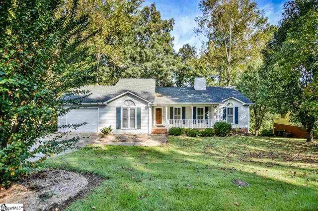 803 Dillard Road, Greer, SC 29650 (#1378716) :: Hamilton & Co. of Keller Williams Greenville Upstate