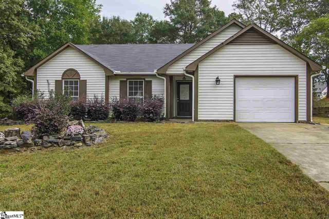 9 Chinaberry Lane, Simpsonville, SC 29680 (#1378821) :: The Toates Team