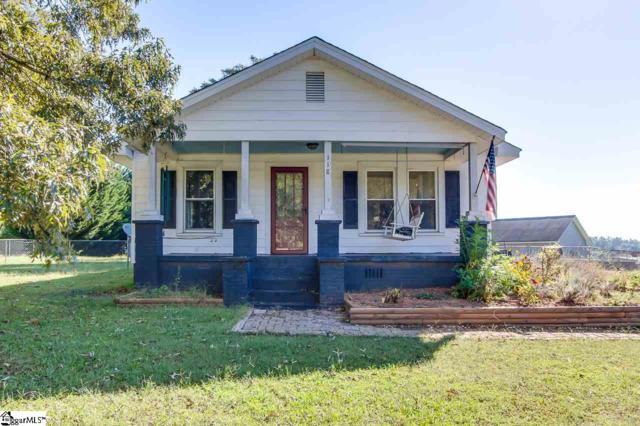 118 Hillcrest Drive, Greer, SC 29651 (#1378870) :: Hamilton & Co. of Keller Williams Greenville Upstate