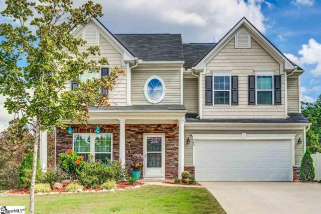 268 Chapel Hill Lane, Simpsonville, SC 29681 (#1378903) :: J. Michael Manley Team