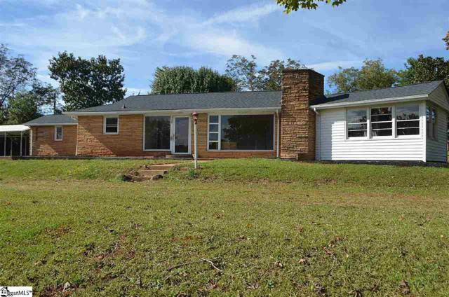 117 Matts Lake Road, Greer, SC 29651 (#1378922) :: Hamilton & Co. of Keller Williams Greenville Upstate
