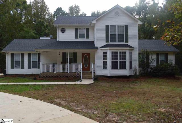 253 Carousel Road, Gray Court, SC 29645 (#1378948) :: J. Michael Manley Team