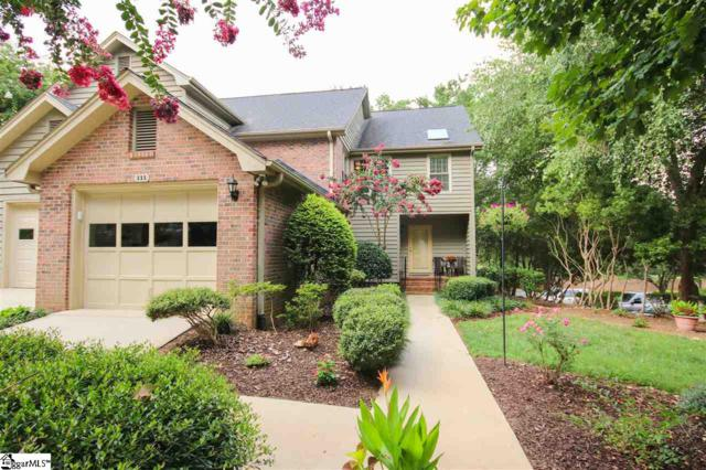 111 Hunters Way, Greenville, SC 29617 (#1379067) :: Connie Rice and Partners
