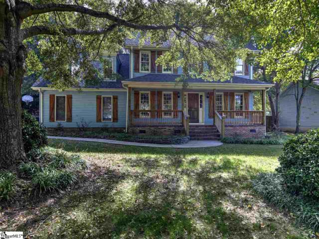 501 Davenport Road, Simpsonville, SC 29680 (#1379267) :: Hamilton & Co. of Keller Williams Greenville Upstate