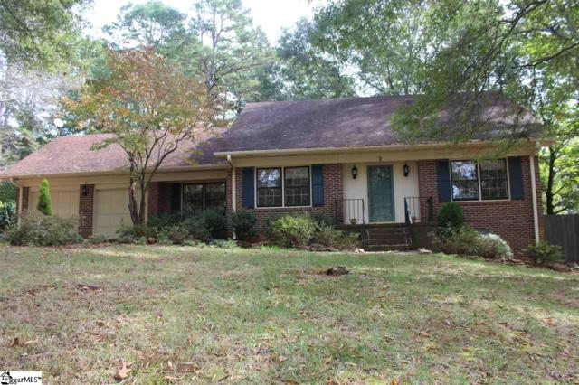 2 Finley Court, Mauldin, SC 29662 (#1379310) :: Coldwell Banker Caine