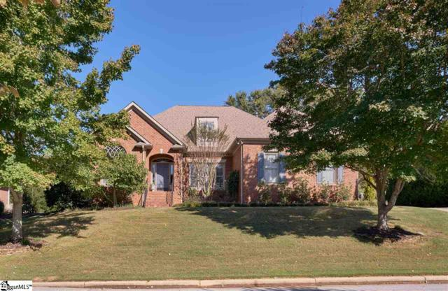 321 Parkside Drive, Simpsonville, SC 29681 (#1379319) :: The Toates Team