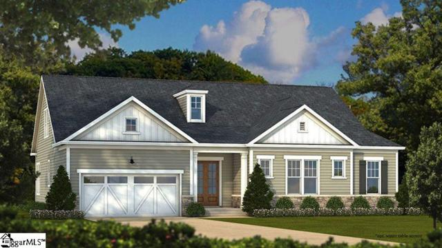 704 Carilion Lane Lot 242, Greenville, SC 29617 (#1379406) :: The Toates Team