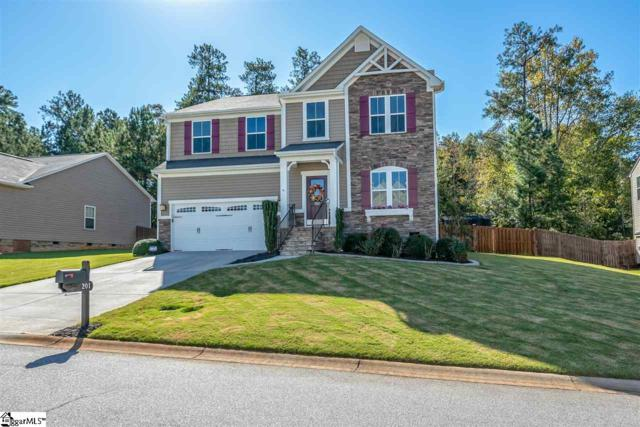 201 Meadow Rose Drive, Travelers Rest, SC 29690 (#1379426) :: The Toates Team