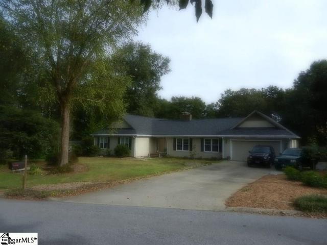 302 W Hackney Road, Greer, SC 29650 (#1379494) :: Hamilton & Co. of Keller Williams Greenville Upstate