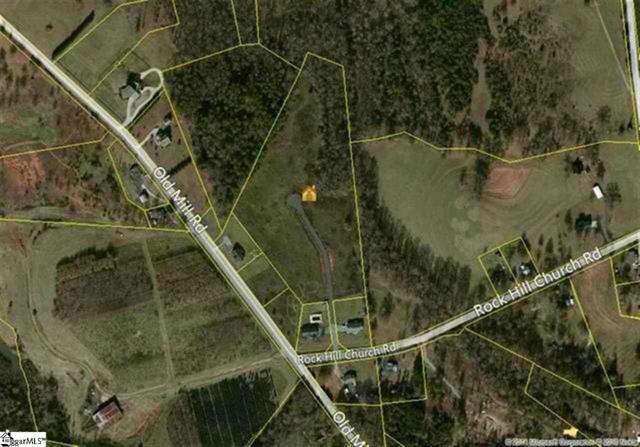 105 Rock Hill Church Road, Campobello, SC 29322 (MLS #1379620) :: Prime Realty
