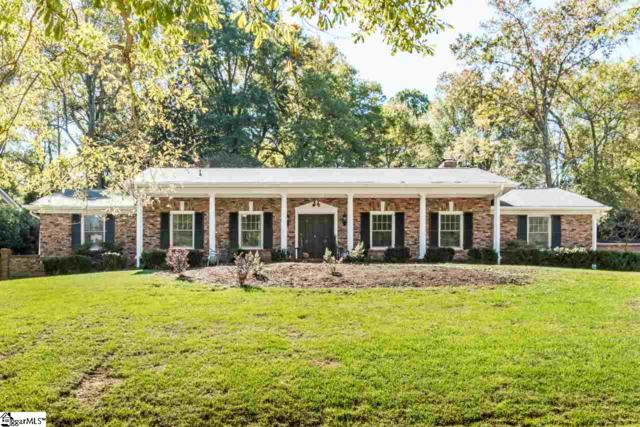 17 W Seven Oaks Drive, Greenville, SC 29605 (#1379712) :: Hamilton & Co. of Keller Williams Greenville Upstate