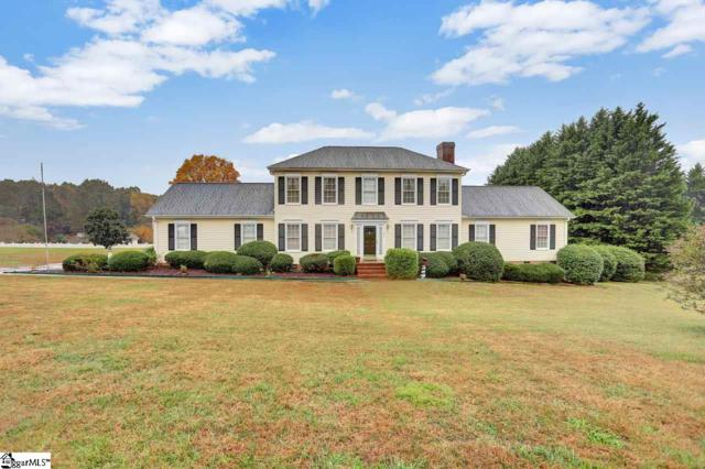 211 Mountain Crest Drive, Taylors, SC 29687 (#1379825) :: Coldwell Banker Caine