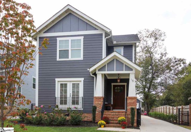 15 David Street, Greenville, SC 29609 (#1379911) :: Hamilton & Co. of Keller Williams Greenville Upstate
