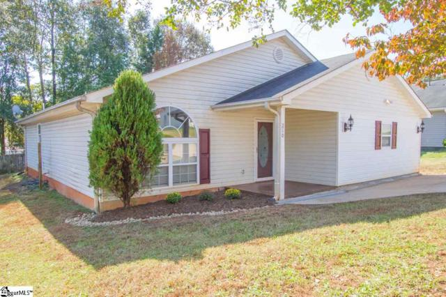 210 Ridgeover Drive, Greenville, SC 29617 (#1379958) :: Hamilton & Co. of Keller Williams Greenville Upstate