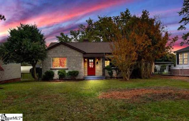 218 Beth Drive, Greenville, SC 29609 (#1379989) :: Hamilton & Co. of Keller Williams Greenville Upstate