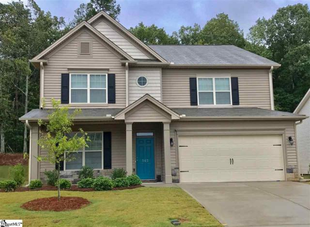 143 Willowbottom Drive, Greer, SC 29651 (#1379990) :: The Toates Team