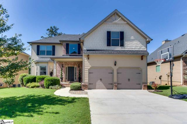 313 Harkins Bluff Drive, Greer, SC 29651 (#1380009) :: Hamilton & Co. of Keller Williams Greenville Upstate