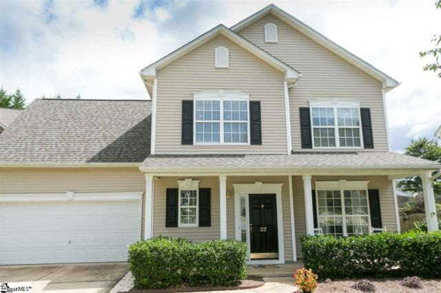 22 Sunfield Court, Greer, SC 29650 (#1380023) :: The Haro Group of Keller Williams