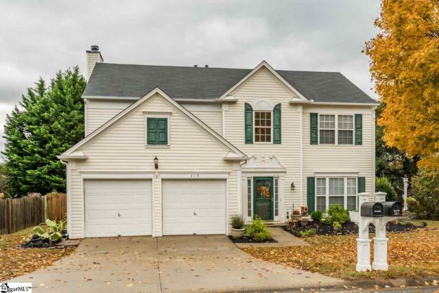 103 Cotton Bay Way, Simpsonville, SC 29681 (#1380033) :: Coldwell Banker Caine