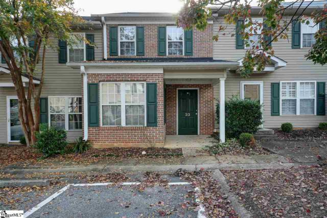 419 E Butler Road Unit #33, Mauldin, SC 29662 (#1380091) :: The Haro Group of Keller Williams