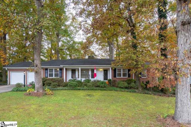 33 Hiawatha Drive, Greenville, SC 29615 (#1380143) :: Hamilton & Co. of Keller Williams Greenville Upstate